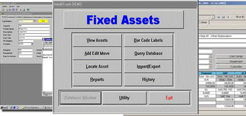 Fixed Assets System